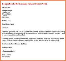 57 Best Notice Images On Resignation Letter Without Notice Practical Representation Period