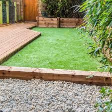 Wooden Bollard Installation Hornby Garden Designs Landscape