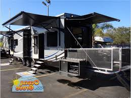 5th Wheels With 2 Bedrooms by 5th Wheel Bunkhouse Outdoor Kitchen Interesting View Gallery With