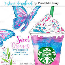 Starbucks Clipart Girly 8