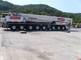 All Terrain And Truck Cranes : Barnhart Crane & Rigging