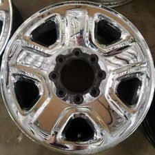 18 INCH 13 14 15 16 17 DODGE RAM 2500 3500 OEM CHROME STEEL WHEEL RIM