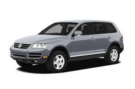 2004 Volkswagen Touareg Information