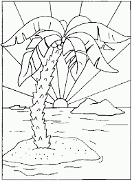Excellent Nature Coloring Pages Best Ideas For Children