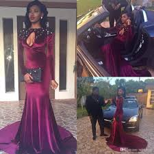 2k16 black prom dresses with keyhole neck long sleeves beaded