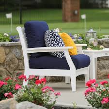 Premium Poly Patios Millersburg Oh by Berlin Gardens Classic Terrace Club Chair Classic Terrace