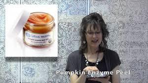 Pumpkin Enzyme Peel by Pumpkin Enzyme Peel Youtube