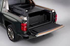 100 Chevy Truck Accessories 2014 Silverado High Desert Cargo Management GM Authority
