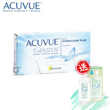 Acuvue BC 84 Oasys Contact Lens 2 Week Power 100 P100 BC