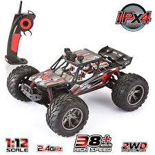 100 Waterproof Rc Trucks For Sale Amazoncom VATOS 112 RC Truks Off Road Remote Control Cars
