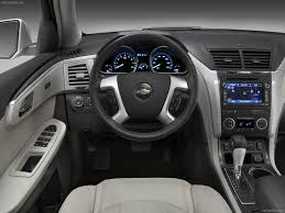 Chevrolet Traverse 2009 picture 11 of 26