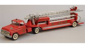 Tonka Fire Department Aerial Ladder Truck | Old / Interesting Toy ... Tonka Tow Truck Vintage Aa Wrecker Early 1960s Vintage 60s Tonka Truck Catalog 1974 Jcpenney Catalog Toys Used Lifted 2014 Ford F150 4x4 For Sale 39616 Vintage Mighty Tonka Yellow Metal Cstruction Dump Truck Xmb 975 Heres The Most Popular Christmas Toy From Year You Were Born Mantique Colctiblestonka Allied Van Lines Metal Reserved For Fmakrabawi Red Mid Century 1950s Us 3800 In Hobbies Diecast Vehicles Cars Jeep Large 18 T Top Bronco Barbie 70s V Snplow Ac308 With Box Sale 1958 Sold Antique