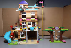 100 Lego Space Home Its Not DG 1034 Not Friendship House Set Review