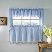 Sears Kitchen Window Curtains by Kitchen Window Curtains Sears Various Options For Kitchen