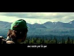 eddie vedder no ceiling subtitulado into the wild youtube