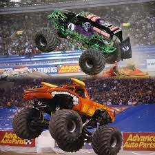 San Diego Monster Truck Show] - 28 Images - 100 Jam Monster Truck ...