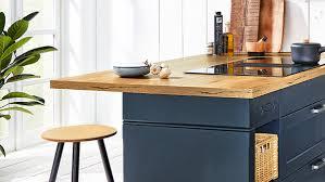 arbeitsplatten material im überblick küchen staude