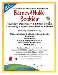 WSMA/Barnes & Noble Bookfair! — Matt Jordan's Piano Studio Gsa Barnes And Noble Book Fair Garden Of The Sahaba Academy 17 Winter Bookfair Fundraiser Scottsdale Ballet Reminder Support The Hiliners At A This Saturday Parsippany Hills High School Notices Npr Burbank Arts For All An Education Nsol Bookfair Ceo Resigns Nook Gets New Boss Tablet News Spotlight Circus Juventas Read On Tucson Family