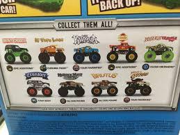 100 Monster Truck Decorations Hotwheels Monster Jam Toys Games Action Figures