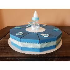 gastgeschenk torte baby junge