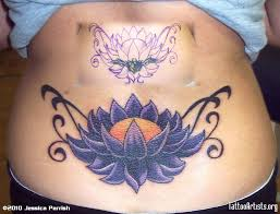 Lotus Flower Cover Up Flash Used To