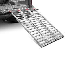 Better Built Aluminum Short Tri-Fold Loading Ramp (1500 Lb.) - Atv ... M8440 Alinum Nonfolding Motorcycle Ramps Youtube Atv Larin Foldable Truck Ramp Set 99942 Roof Racks 71 X 48 Bifold Or Trailer Loading Link Mfg Flat Mount Inlad Van Company Single 75 Dirt Bike Allinum Folding Helpuload 8 Ft 912 In 2400 Lbs Load Princess Auto Titan Plate Fold 90 Pair Lawnmower Black Widow Extrawide Punch Trifold Amazoncom Accsories Automotive