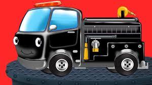 100 Black Fire Truck Wash Game Car Wash Kids Games YouTube