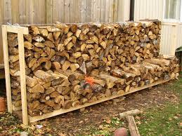 Cord Wood Storage Rack Plans by Bush Cord Meter Tiny Farm Blog