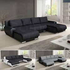 wohnlandschaft eckcouch ecksofa otis big sofa u mit schlaffunktion