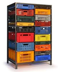 Afbeeldingsresultaat Voor Plastic Crate Storage IdeasStorage