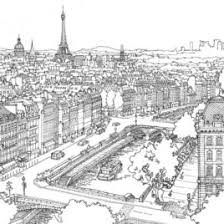 1000 Images About Adult Coloring Book Dream Cities On