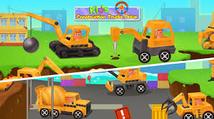 100 Construction Trucks Kids Drive Games For Android APK Download