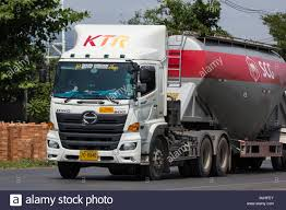 CHIANG MAI, THAILAND - APRIL 8 2018: Cement Truck Of Kittirat ...