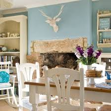Duck Egg Blue Dining Room Decor Kitchen