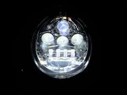 Harley Davidson Light Fixtures harley davidson vrod v rod vrsc led daymaker headlight chrome