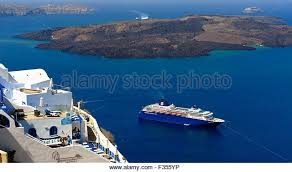 Cruise Ship Sinking Santorini by French Cruise Ship Zenith Best Image Cruise Ship 2017