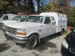 100 Ford F250 Utility Truck 1996 Auctions Online Proxibid