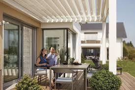 überdachung für terrasse außenanlage gartengestaltung