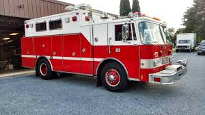 100 Used Rescue Trucks 1986 Pierce Dash Truck Details