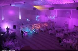 salle de réception ile de mariage