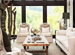 Gorgeous Rustic Sunroom With Stunning Views Design Resort Custom Homes