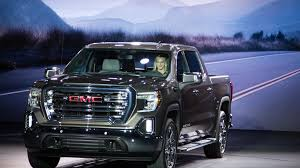100 Gm Truck 2019 GMC Sierra First Look New Truck Pushes Past Silverado With