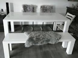 esszimmer weiss hochglanz möbel gebraucht kaufen ebay