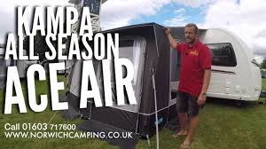 Kampa All Season Ace Air Awning 2018 Review - YouTube All Weather Awning Swift Charisma 5 Berth Caravan With Full Kampa Rally Season 200 2015 Homestead Caravans Lynx Travel Smart Air Small Lweight Ace 400 Inflatable Porch Rv Awnings Replacement Covers For Patios Tag 390 2017 2018 Sterling Europa 520se 2001 45 Birth Touring With