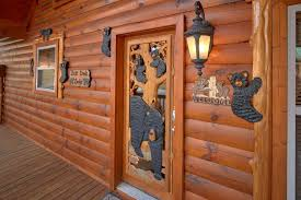 4 Bedroom Cabins In Pigeon Forge by Luxury 4 Bedroom Pigeon Forge Cabin Bear Creek Lodge