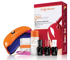 Sensationail Led Lamp Walmart by 7 Of The Best At Home Gel Polish Kits