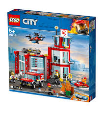 100 Lego Fire Truck Games City Station Harrodscom