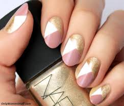 Easy Nail Art Designs For Beginners At Home Without