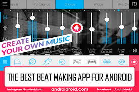 the best beat making app for android
