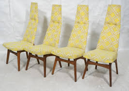 Set 4 Tall Back ADRIAN PEARSALL Dining Chairs. No Adrian Pearsall Platform Sofa With Marble Side Tables Daybed Midcentury Danish Modern Style Teak Avocado Green Tweed Ding Chairs Set Of 6 La Jax For Craft Midcentury Brutalist Six Oak Cause A Frockus Pearsall Ding Chairs Party Fowl Antiques Vintage Chair Fully Restored Paddle Single Lounge Scoop And Ottoman Scdinavian Traditional Dering Hall Pair Adrian Chair Teksol